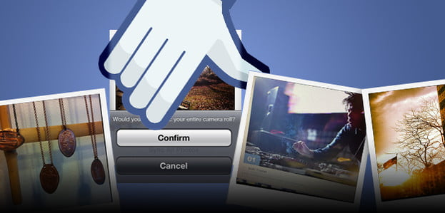 dangers of facebook photo sync