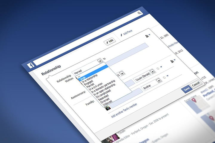 5 things facebook friends list can tell relationship says study status