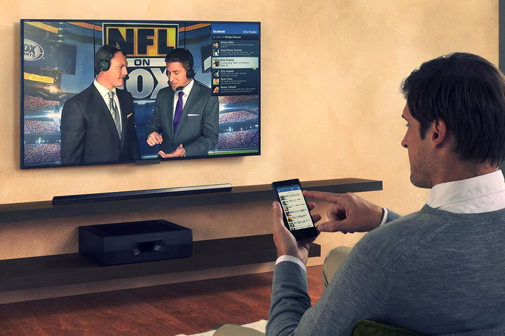 how facebook wants to control the horizontal and vertical of social tv second screen