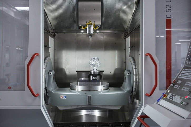 facebook area 404 hardware lab 5 axis vertical milling machine