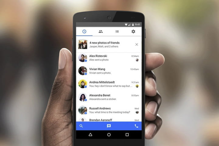 facebook messenger 2017 android