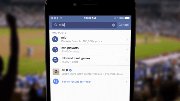 facebooks new search will scour all public posts facebook 3