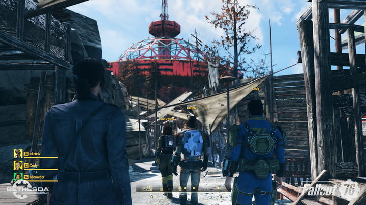 Fallout 76 Hands-on