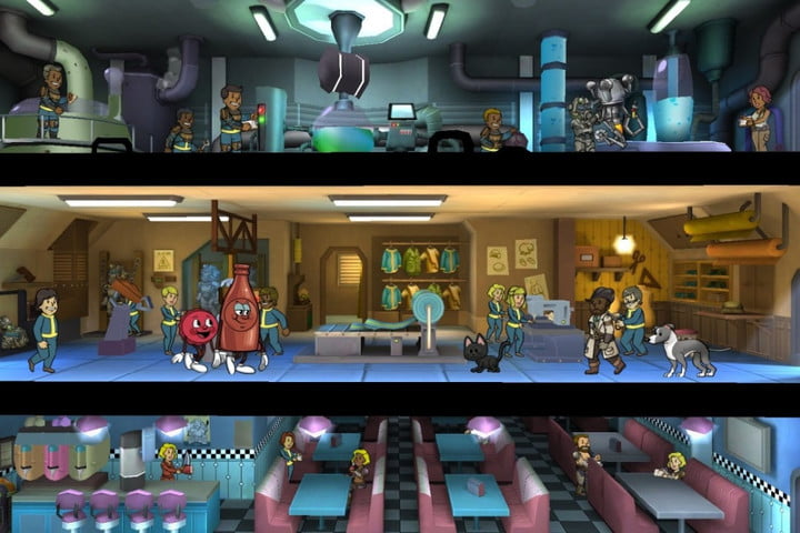 fallout shelter updates with weekly quests nuka world event falloutshelterupdate