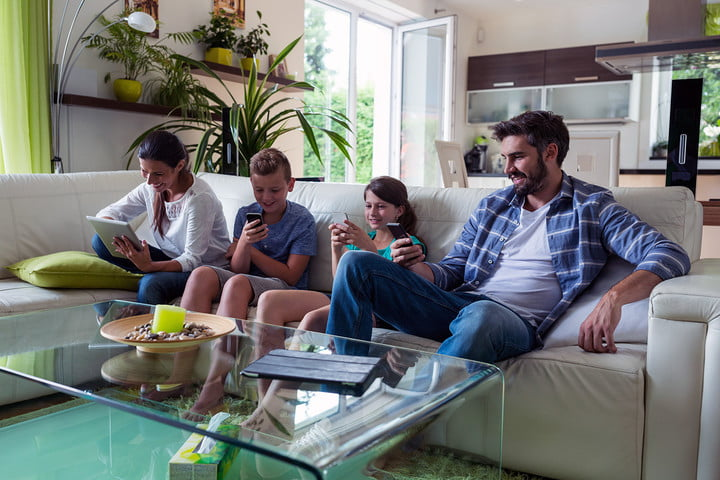 google expands family sharing device time