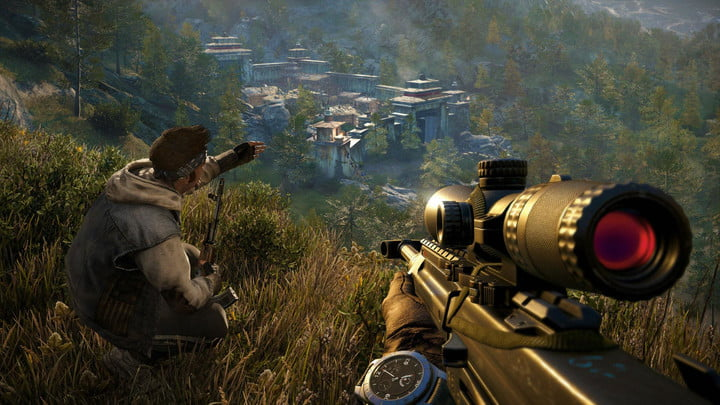 far cry 4 getting started guide  outpost 2