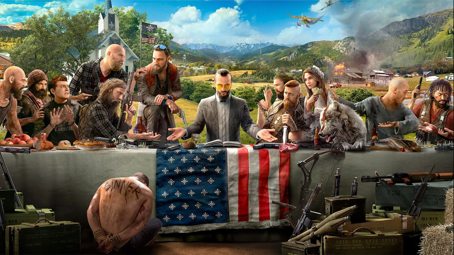 most anticipated 2018 games far cry 5