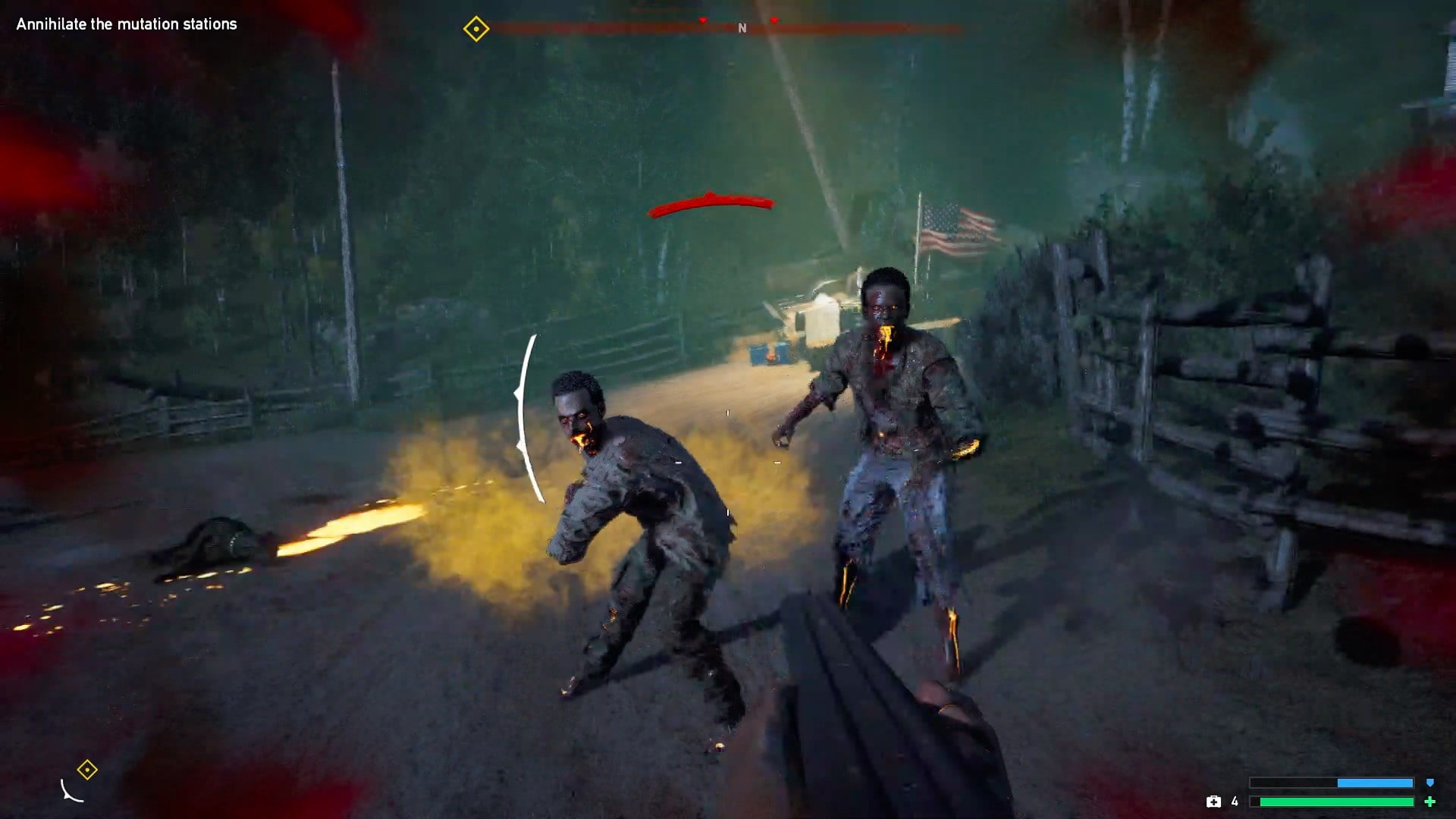 far cry 5 dead living zombies impressions