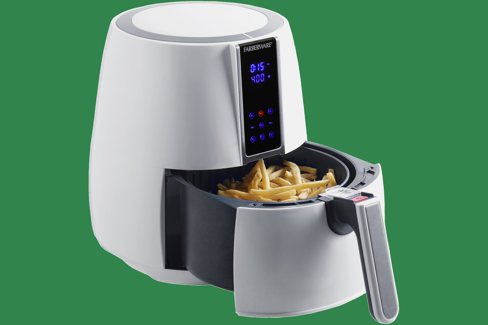 walmart drops prices on air fryers from emeril farberware and power 3 2 quart digital oil less fryer