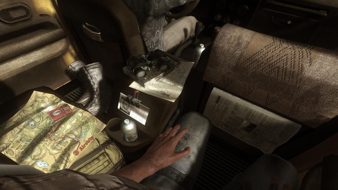 10 years in far cry 2 is still the most exciting of series farcry screen car