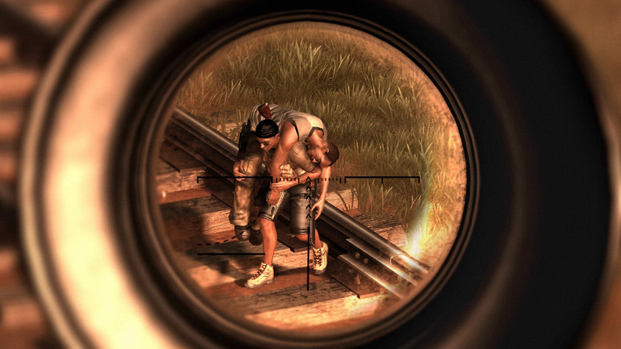 10 years in far cry 2 is still the most exciting of series farcry screen downscope