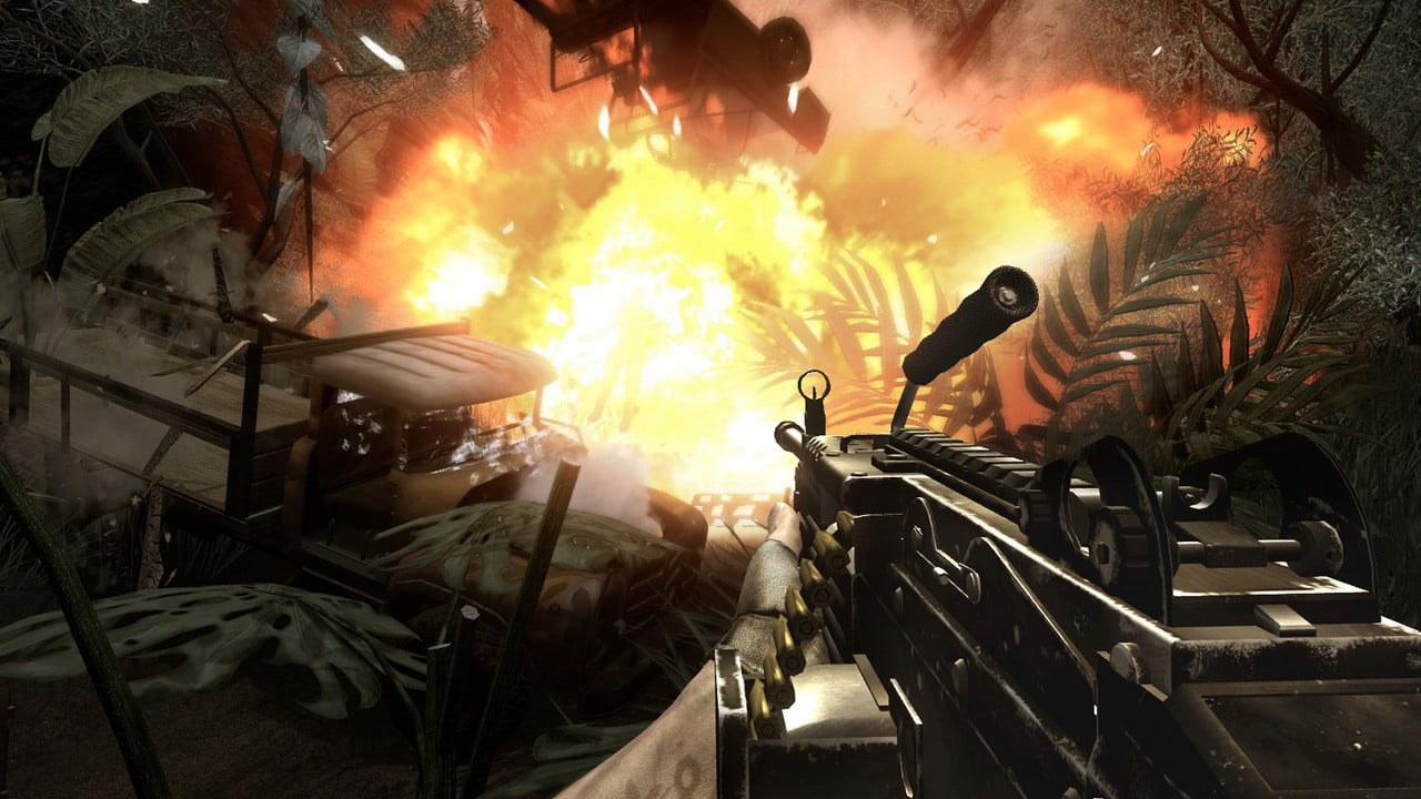 10 years in far cry 2 is still the most exciting of series farcry screen explosion
