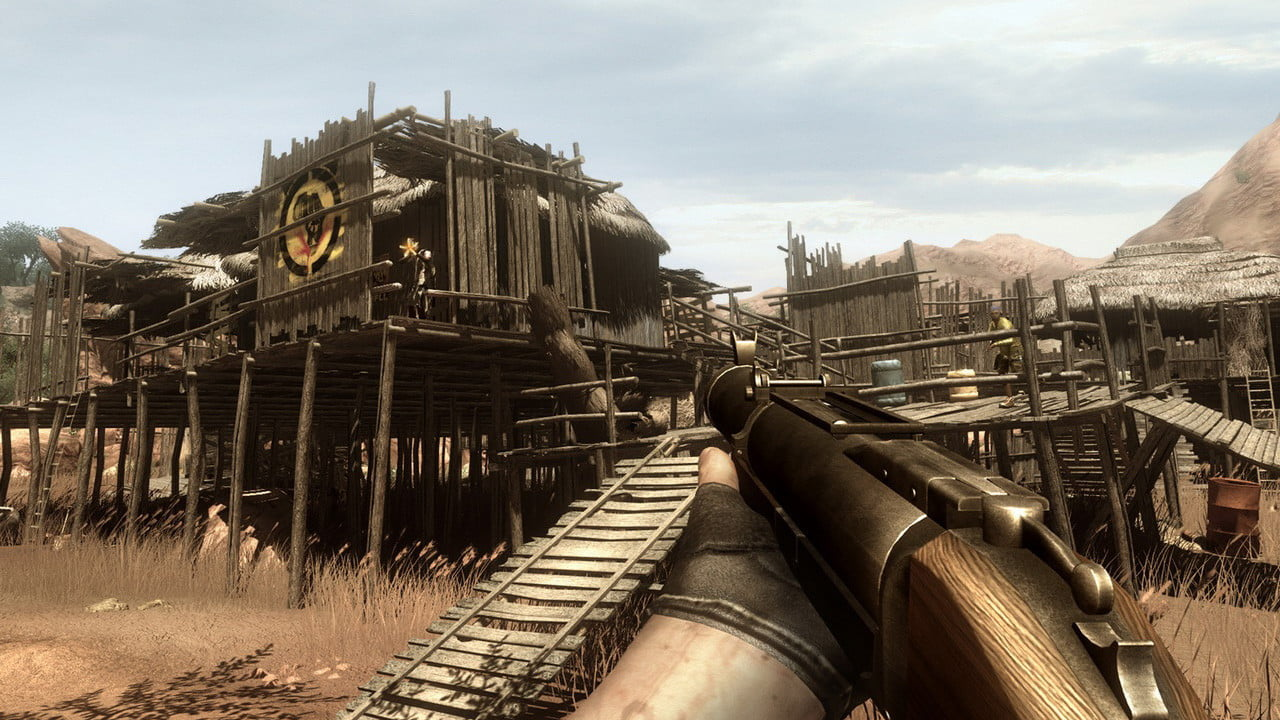 10 years in far cry 2 is still the most exciting of series farcry screen fort