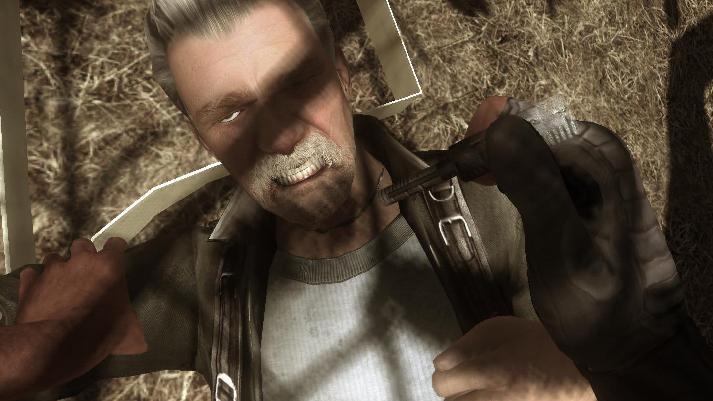 10 years in far cry 2 is still the most exciting of series farcry screen old guy