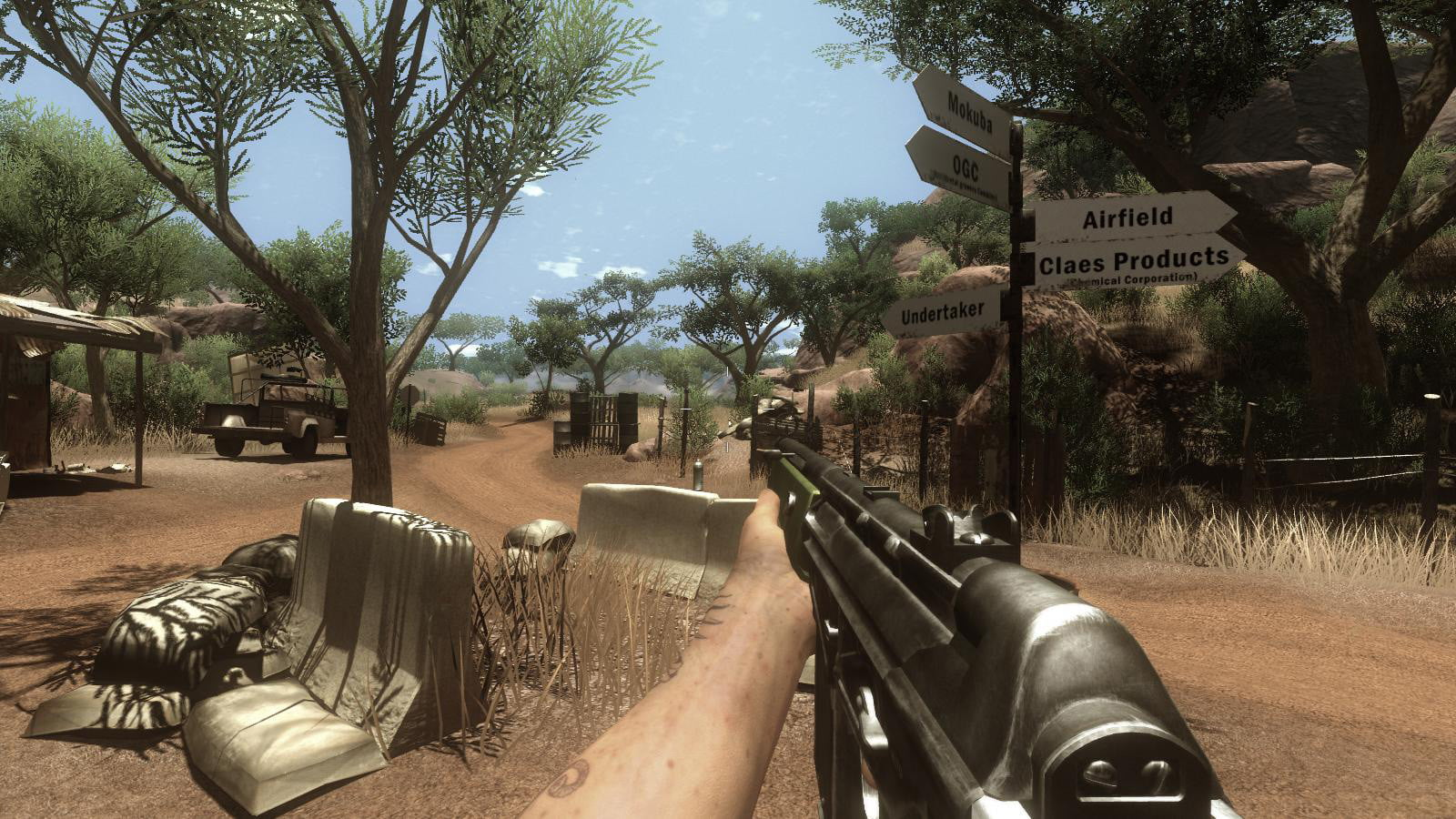 10 years in far cry 2 is still the most exciting of series farcry screen sign
