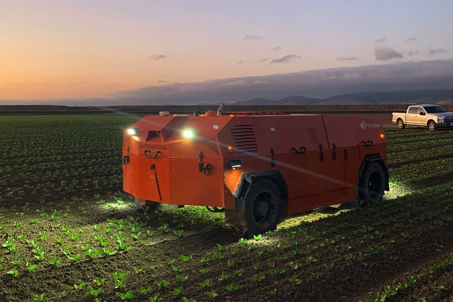farmwise weed killing robot robot2