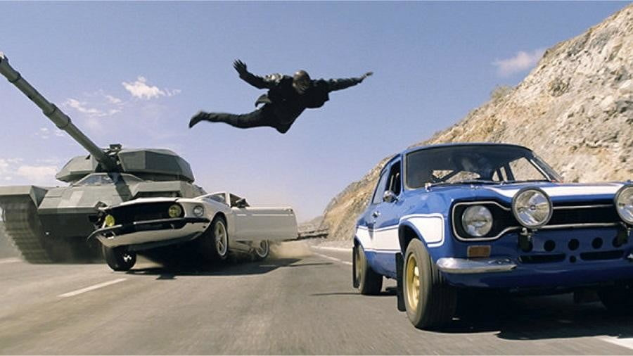fast furious 6 review and 1