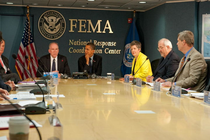 heartbleed fema gives universities boatloads cash cybersecurity research  41224 president obama visits headquarters