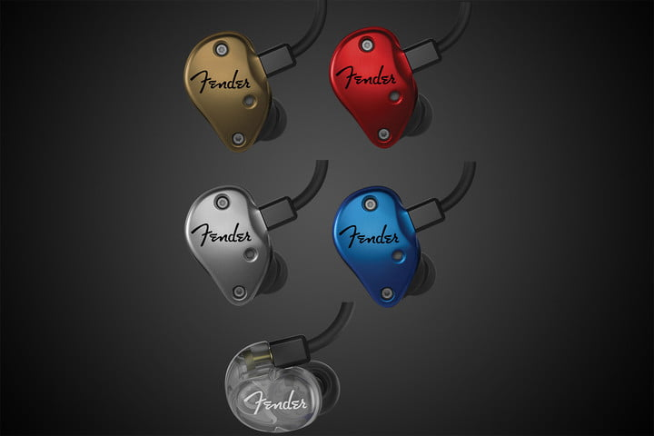 fender announces first ever in ear headphones monitor series