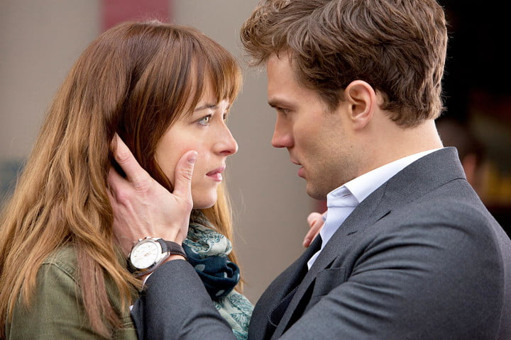 fifty shades of grey universal pictures r rated record