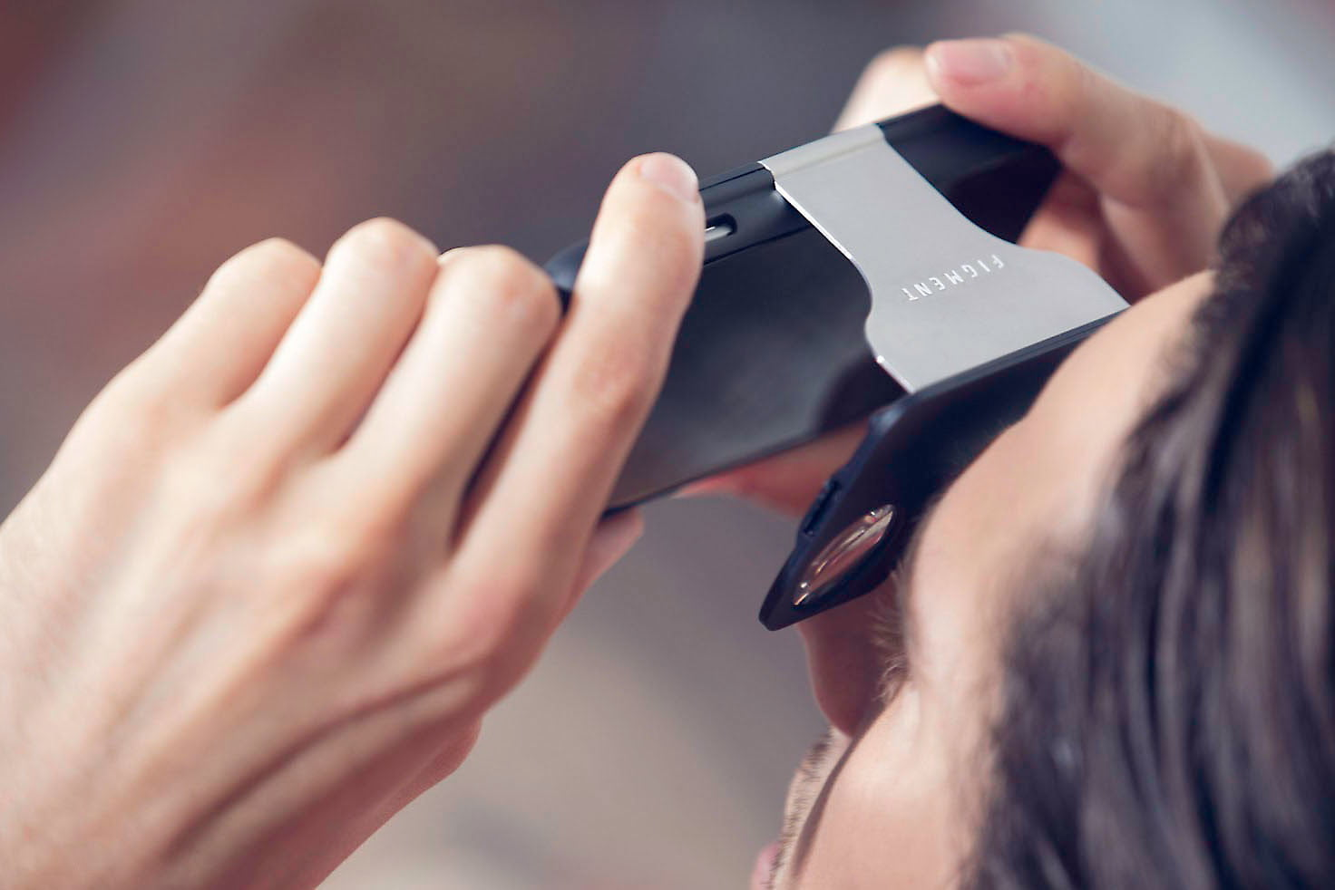awesome tech you cant buy yet mealworm farms sapphire razors figment vr  flip out smartphone case
