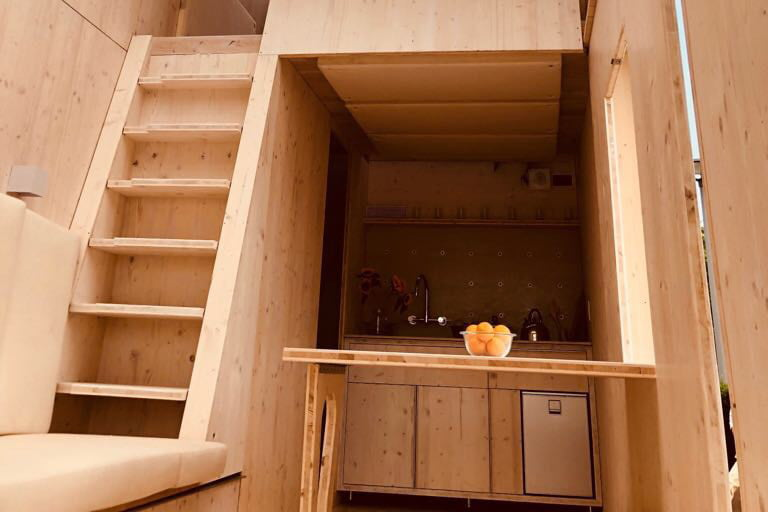 yale smart tiny houme of the future ecological living module4