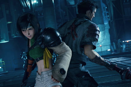 How to upgrade Final Fantasy 7 Remake Intergrade on PS5