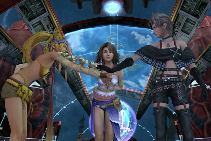 final fantasy x 2 upgraded for steam release hd remaster 20150225153430