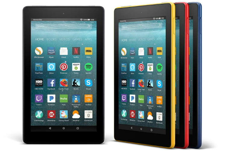 fire tablets and kindle ereaders mothers day amazon 7 1