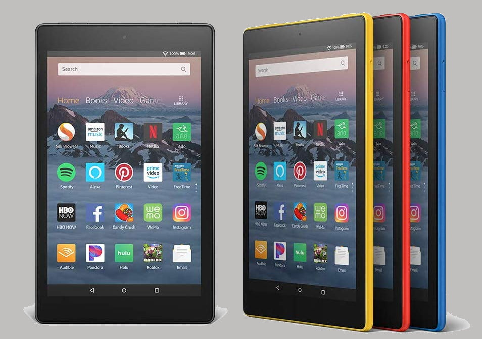 amazon slashes the prices on fire 7 and hd 8 tablets plus kids editions tablet  1