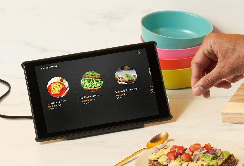 amazon slashes the prices on fire 7 and hd 8 tablets plus kids editions tablet show mode charging dock 3  1