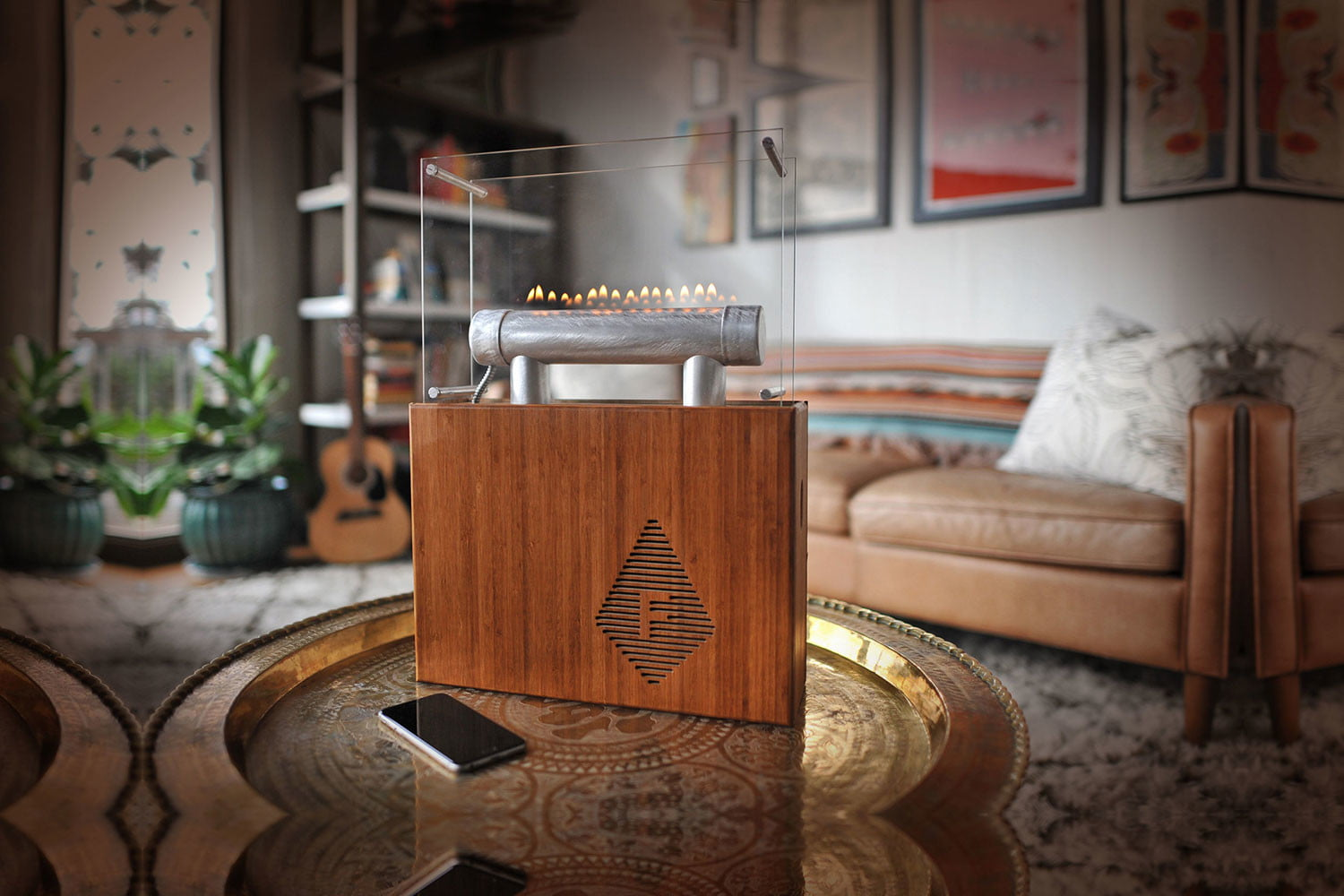 awesome tech you cant buy yet crowdfunding projects 8 21 16 fireside audiobox  fire spewing bluetooth speaker