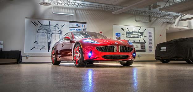 Fisker Atlantic documents leaked, hints at production delays and specs
