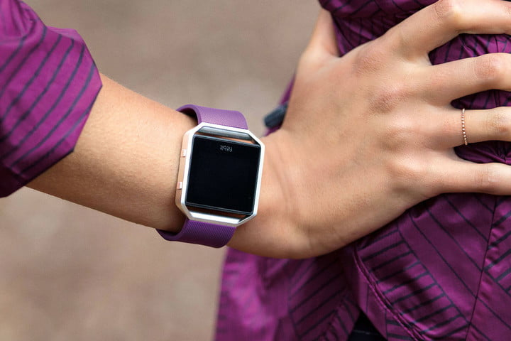 fitbit leads couple to learn of pregnancy blaze