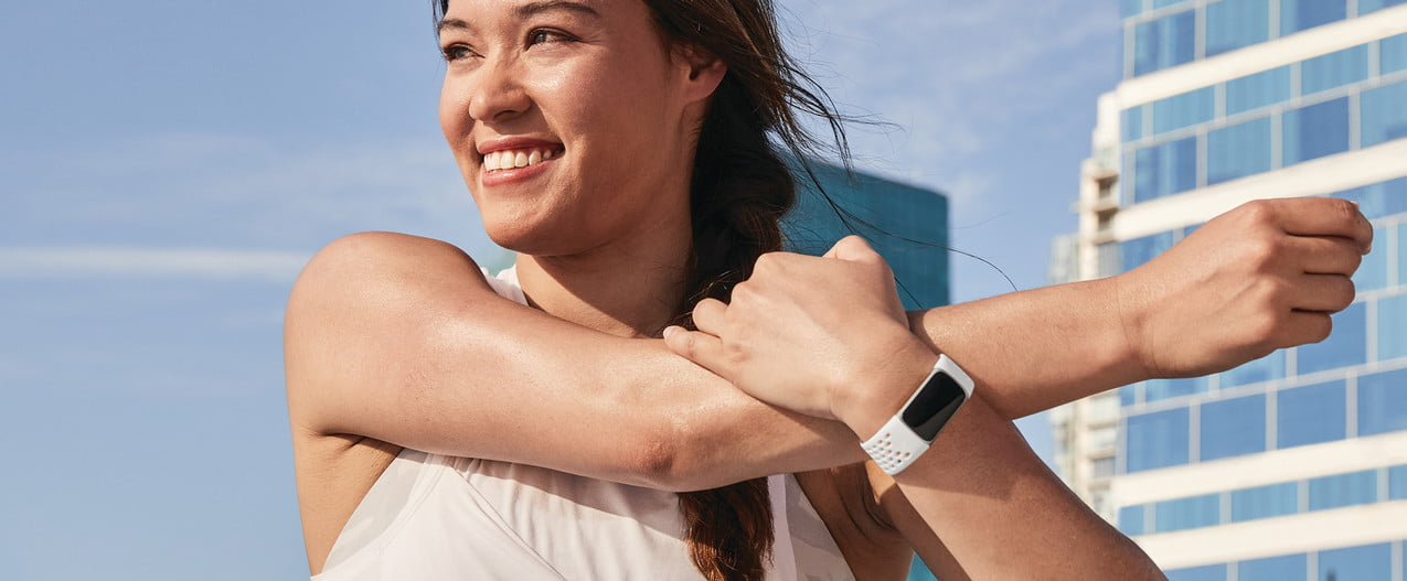 Image of Fitbit Charge 5 Exercise