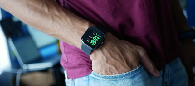 fitbit versa 2 premium news first look 5