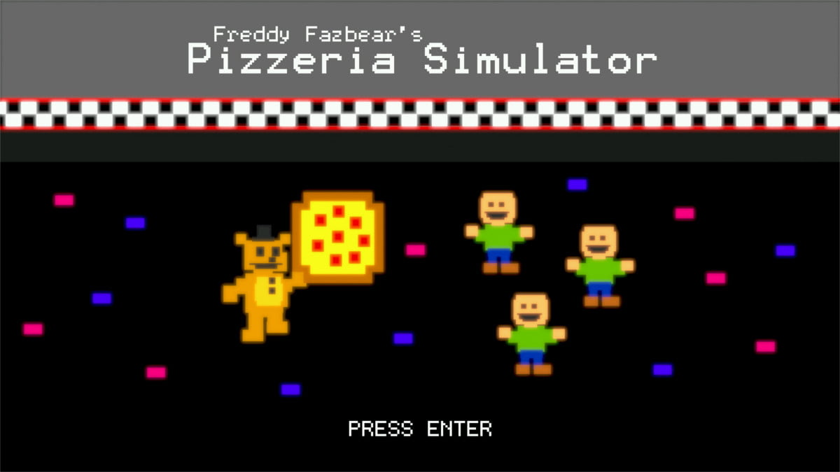 five nights at freddys sequel free steam game freddy s 4
