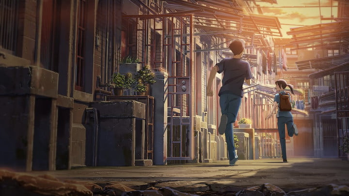Flavors of Youth on Netflix.