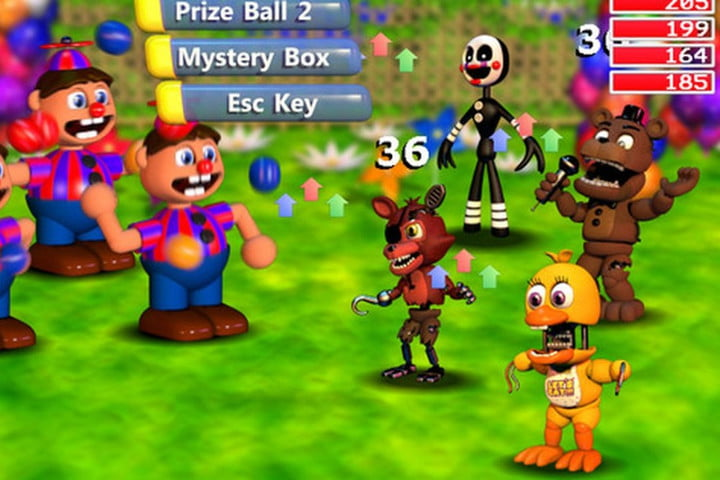 five nights at freddys spinoff fnaf world pulled from steam fnafpulled header