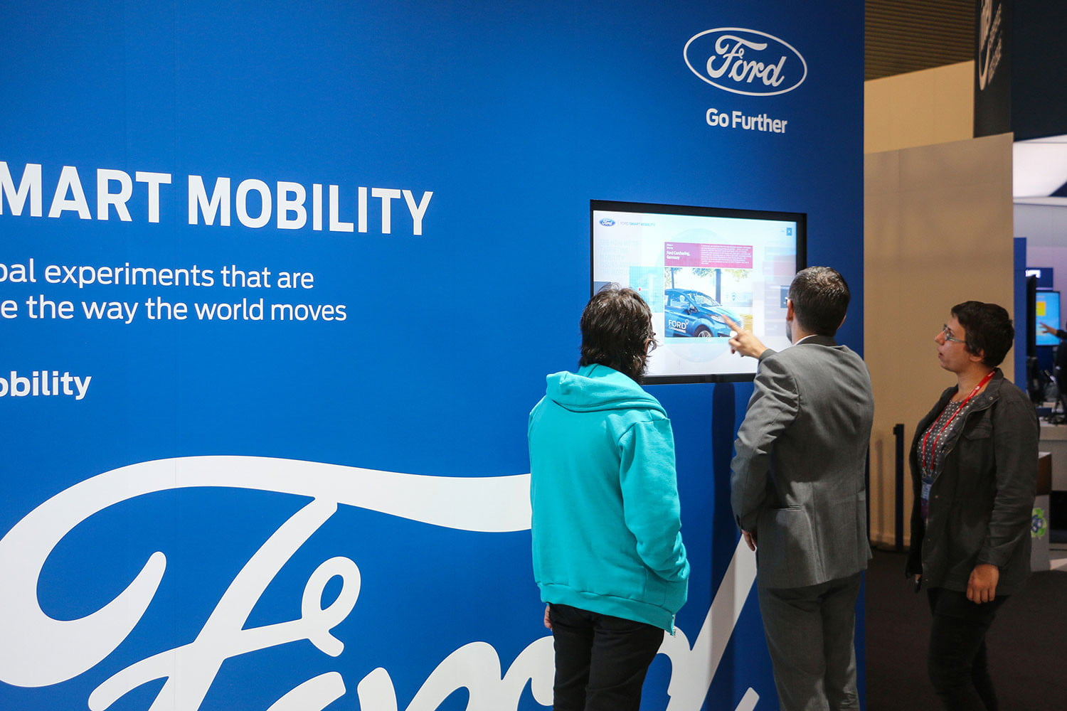 Ford 2016 MWC