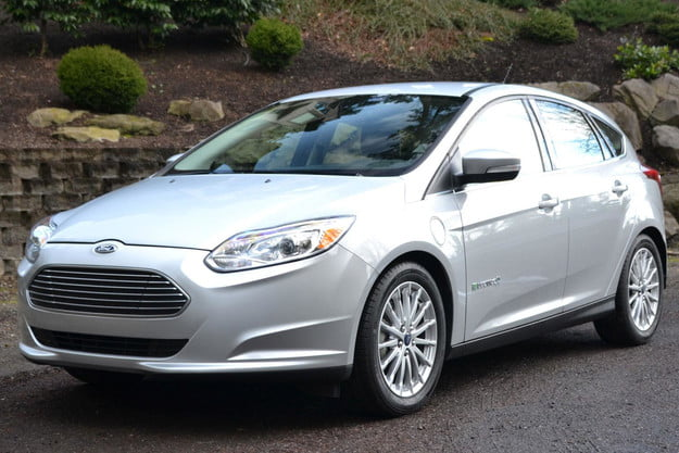 ford focus electric review front angle full1
