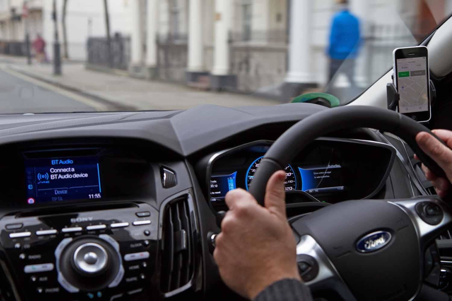 Ford Smart Mobility Plan