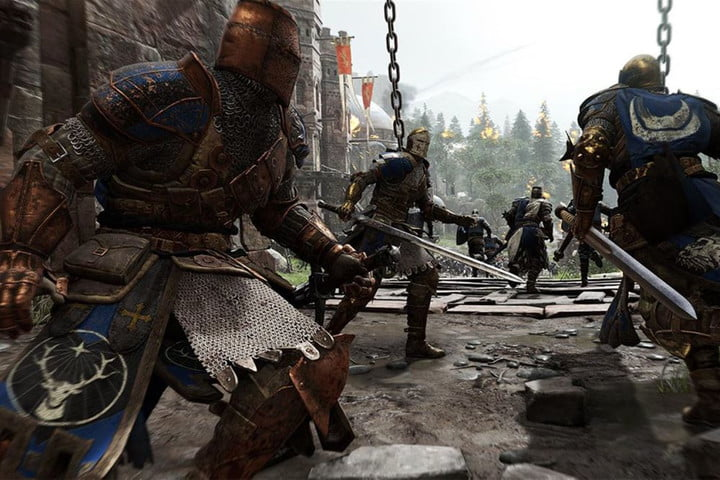 for honor requires hefty rig recommended settings forhonorreq