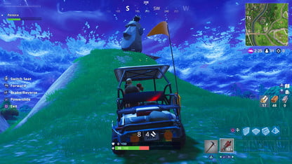 Where Does The Stone Head Look In Fortnite Fortnite Where Stone Heads Are Looking Guide Method Solution Digital Trends