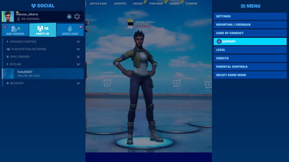 Epic Games Fortnite Login Pc How To Log Out Of A Fortnite Account On Ps4 Digital Trends