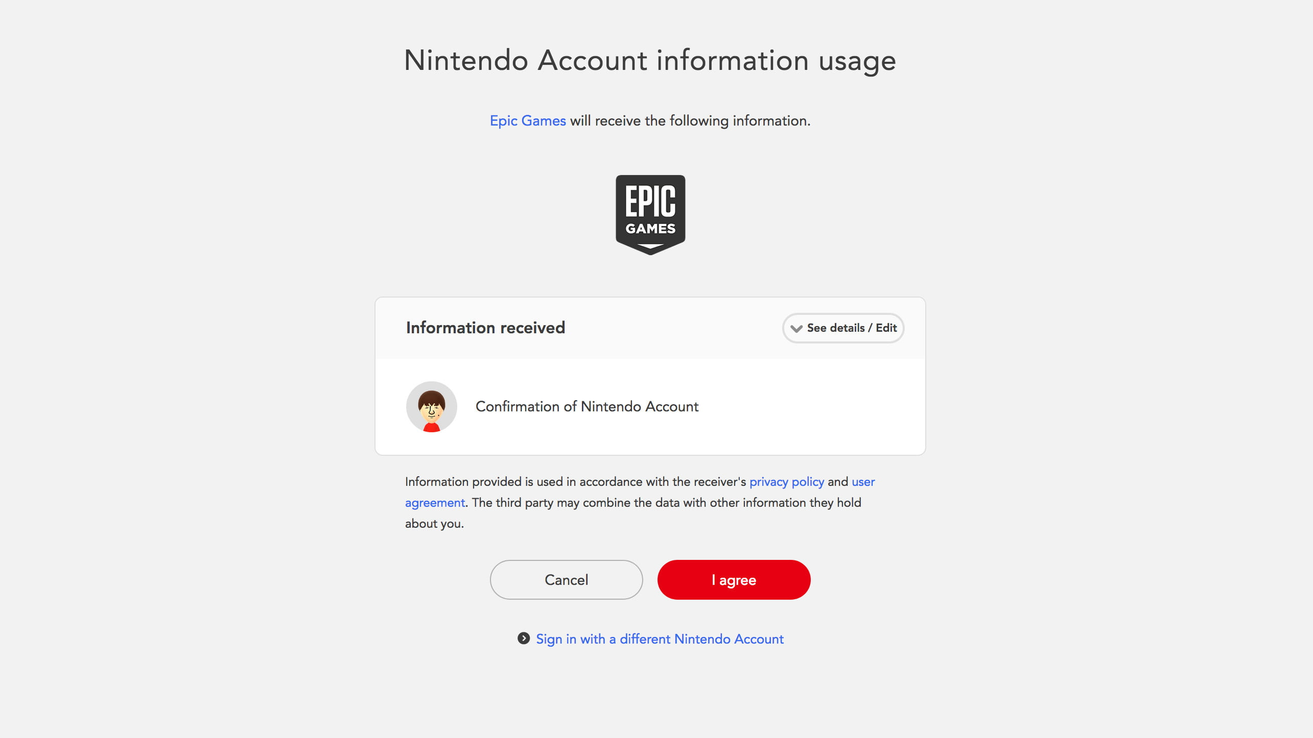 How Do I See My Epic Games Information Ps4 Fortnite How To Link Your Fortnite Accounts Digital Trends