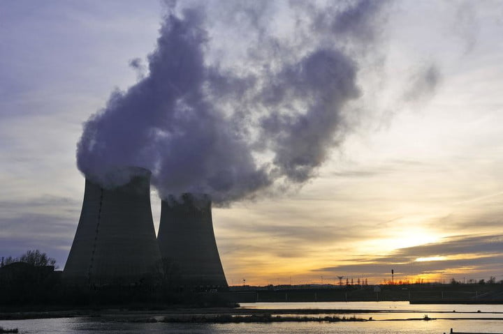german nuclear power plant virus french station