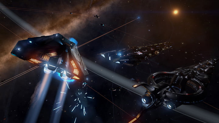 games like no mans sky frontier elite dangerous galaxy1