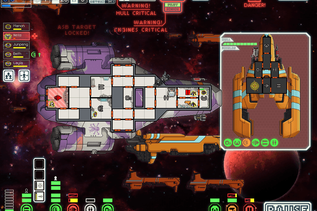 ftl faster light advanced edition review ipad fight2