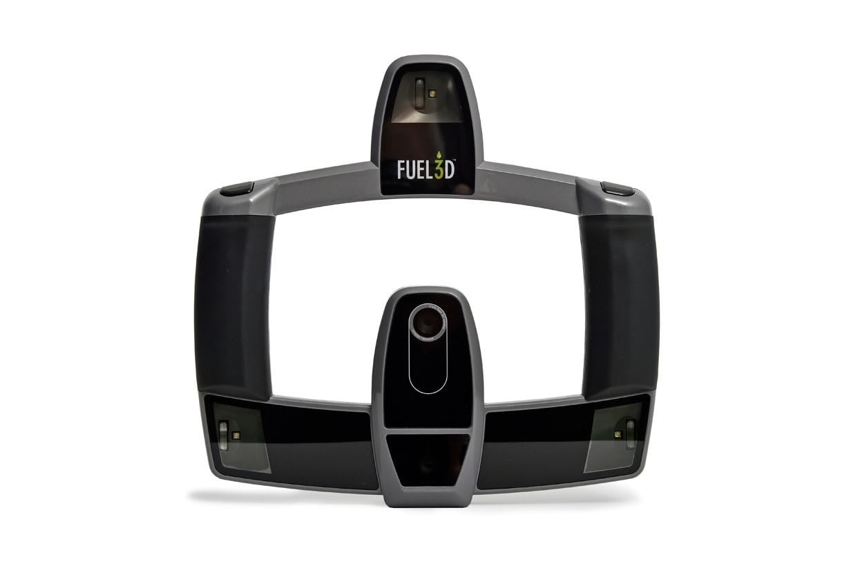 fuel3d scanify scanner front view 4